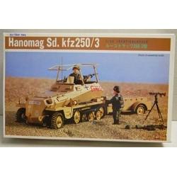 Blu Tank Art. 9004 Hanomag...