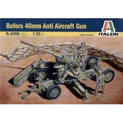 Italeri Art. 6458 Bofors 40...