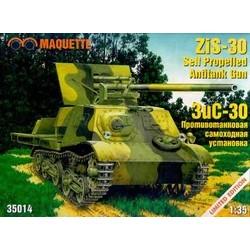 Maquette Art. 35014 ZiS-30...