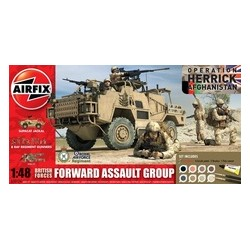 Airfix Art. 50124 British...