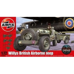Airfix  Art. A02339  Willys...