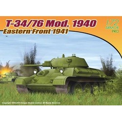 Dragon Art. 7258 T-34/76...