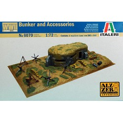 Italeri Art. 6070 Bunker e...
