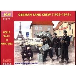 ICM Art. 35271 German tank...