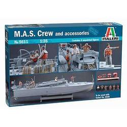 Italeri Art. 5611 MAS Crew...