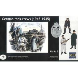 MB Art. 3508 German tank...