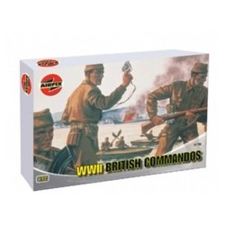 Airfix Art. 1732 Commandos...