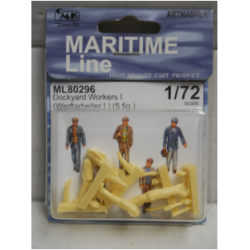 CMK Art. ML80296 Dockyard...
