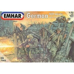 Emhar Art. 7203 German WWI...